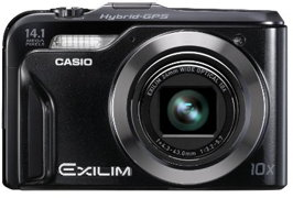 Casio Exilim EX-H20G