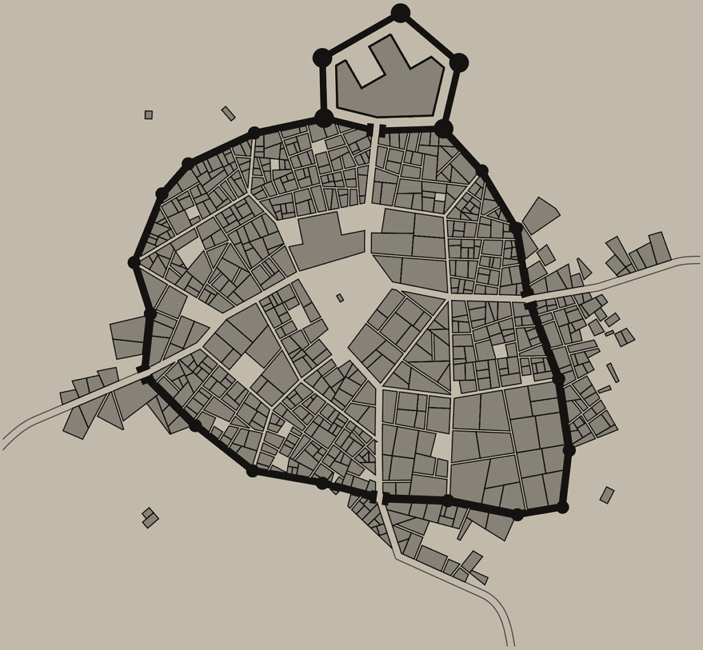 The medieval fantasy city generator the map room for House map maker