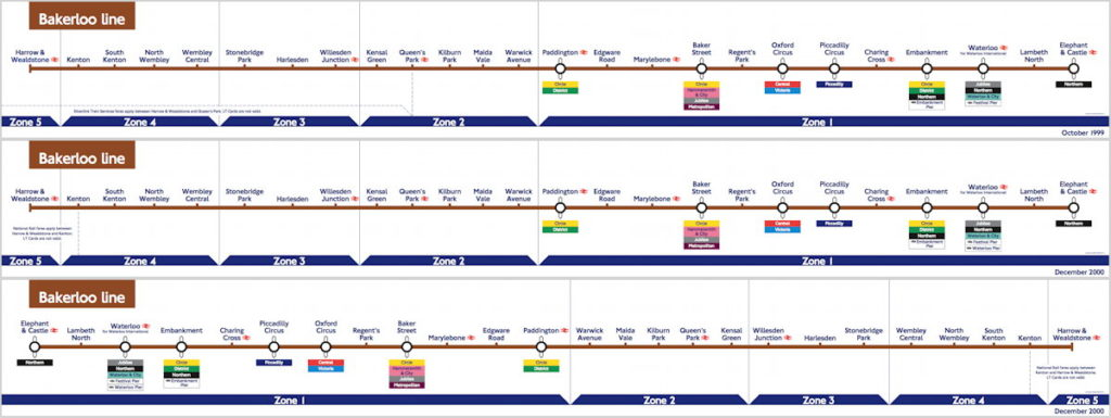 Transport For London U2019s Historical Archive Of Car Line Diagrams  U2013 The Map Room